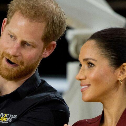 Meghan Markle et le prince Harry: ces (très) drôles de surnoms que leur staff leur a donné