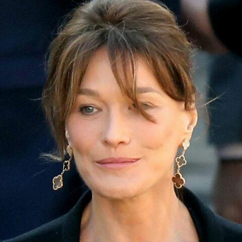 Carla Bruni «n'imaginait pas rencontrer l'homme de sa vie», lorsqu'elle a fait la connaissance de Nicolas Sarkozy
