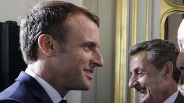 Emmanuel Macron: ce beau geste qui a ému Nicolas Sarkozy et que l'ex-président n'oubliera jamais