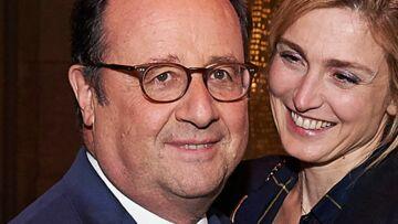 Julie Gayet et François Hollande surprennent les badauds en faisant leurs emplettes de Noël