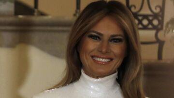 Melania Trump: comment elle a vite expédié son discours de Noël