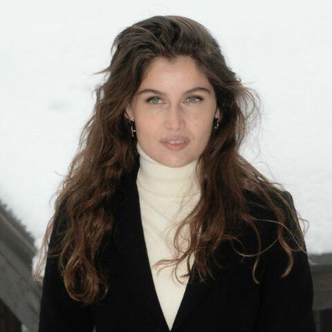 PHOTOS – Laetitia Casta sublime:  elle coupe ses cheveux longs pour adopter une coupe de cheveux tendance