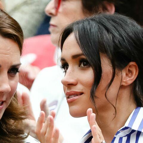 Kate Middleton et Meghan Markle: retrouvailles devant la reine à Buckingham