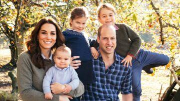 """Kate Middleton: ce """"détail"""" passé presque inaperçu sur sa carte de Noël familiale"""