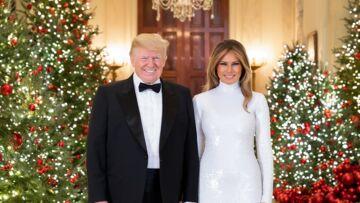 PHOTOS – Melania Trump change à nouveau de couleur de cheveux: devinez pourquoi elle n'est plus blonde