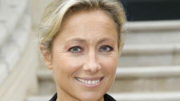 Anne-Sophie Lapix, pas vraiment dans les petits papiers d'Emmanuel Macron?