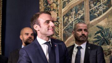 Malgré la crise des Gilets jaunes, Emmanuel Macron ose une petite blague