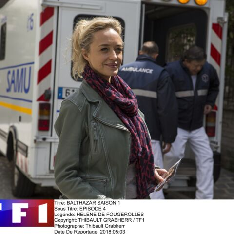 Hélène de Fougerolles (Balthazar): «Le bio, c'est toute ma vie »