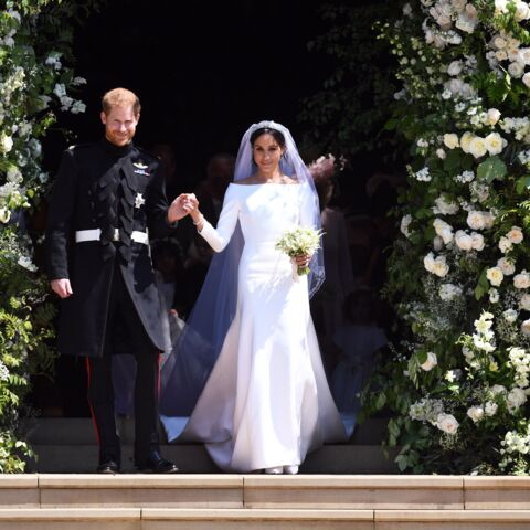 PHOTOS – Meghan Marke, Eugénie d'York, Tina Kunakey, les plus belles robes de mariée de 2018