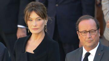 Carla Bruni et François Hollande: c'est toujours l'amour vache