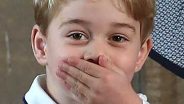 Prince George a demandé du «slime de dinosaure» au père Noël