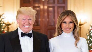 Melania Trump amoureuse: ce geste à l'égard de son époux qui en dit long
