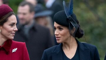 PHOTOS – Meghan Markle son geste tendre pour Kate Middleton malgré les rumeurs de bisbille