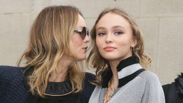 Lily-Rose Depp   sa touchante déclaration sur sa mère Vanessa Paradis 3820c738007