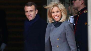 Emmanuel et Brigitte Macron ne veulent pas agacer: les photos que vous ne verrez pas cette année