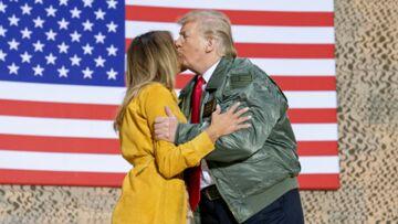 L'étrange baiser de Melania Trump et son mari… un expert du langage corporel dévoile sa signification