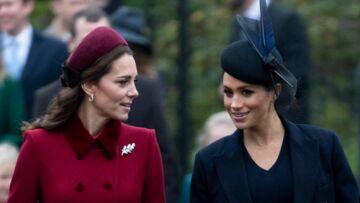 Tensions entre Meghan Markle et Kate Middleton: une vidéo met le feu aux poudres
