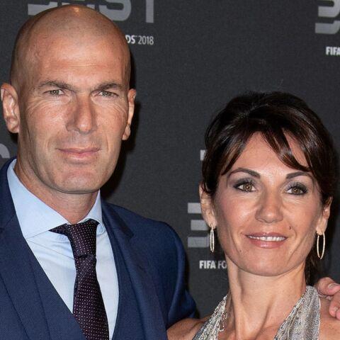 PHOTO – Véronique Zidane, canon en maillot de bain aux côtés de son fils Enzo et son mari Zinedine