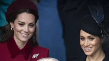 Kate Middleton, très diplomate avec Meghan Markle à Noël: ce qu'elle a attendu de faire jusqu'au départ de sa belle-sœur