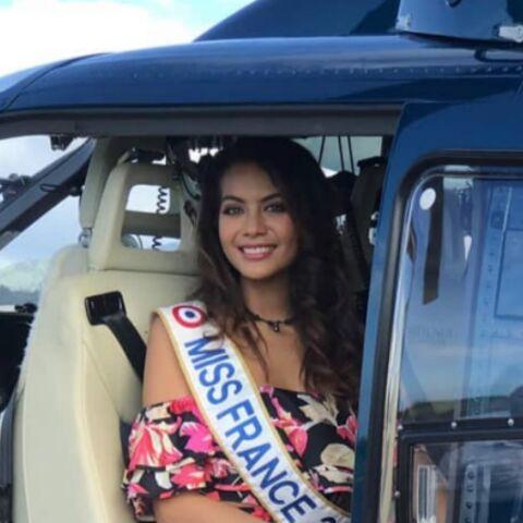 EXCLU – Miss France 2019 évoque son enfance entre des parents séparés