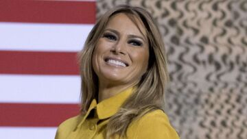 PHOTO – Melania Trump : ce cliché de son Nouvel An qui suscite la polémique