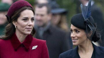 Kate Middleton et Meghan Markle: ce sondage qui pourrait raviver les tensions