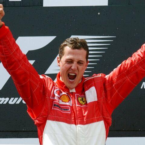 PHOTOS- Michael Schumacher: ses enfants Mick et Gina Maria lui rendent hommage pour ses 50 ans