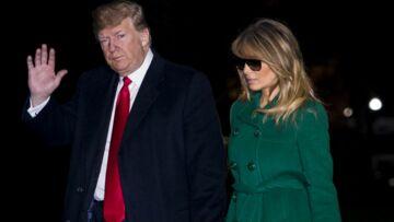 Melania Trump, ce crève-coeur auquel l'a contrainte Donald Trump pendant les fêtes