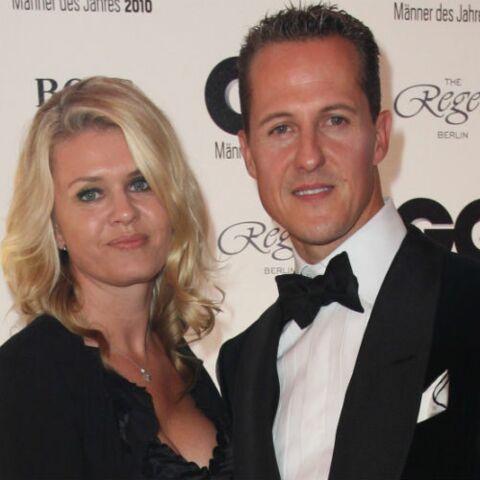 Michael Schumacher, sa femme Corinna accusée de le couper de ses amis