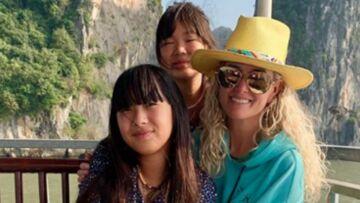 Laeticia Hallyday au Vietnam avec Jade et Joy: découvrez le prix exorbitant de ce séjour