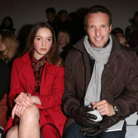 Stéphane Rotenberg (The Bridge): quel père est-il pour sa fille Emma
