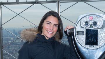 PHOTO – Alessandra Sublet au ski après Saint-Barth: des vacances qui agacent