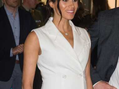 PHOTOS - Meghan Markle inspire une star hollywoodienne pour sa tenue