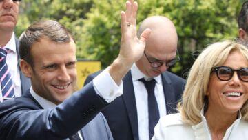 PHOTO – Brigitte et Emmanuel Macron: clients très décontractés d'un restaurant du sud de la France