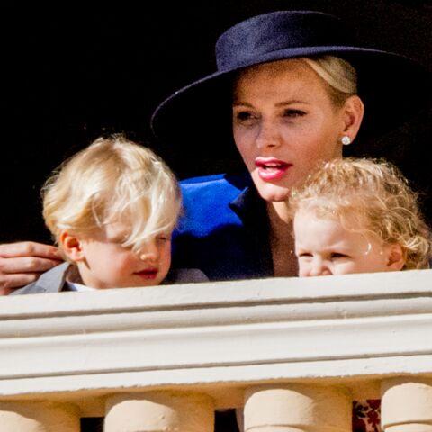 PHOTO – Jacques et Gabriella, les jumeaux de Charlene de Monaco, craquants pour leur retour à l'école après la Laponie