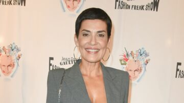 Cristina Cordula: pourquoi elle a accepté de dévoiler sa cicatrice