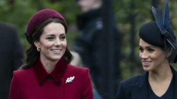 Pourquoi Kate Middleton s'est sentie «menacée» par Meghan Markle