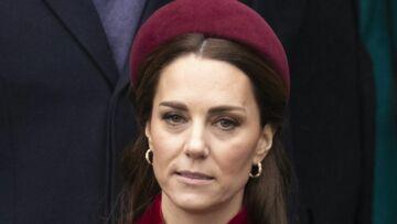 Kate Middleton, son petit coup de blues à la veille de ses 37 ans
