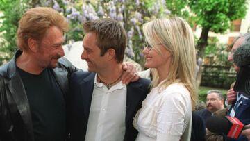 Laeticia Hallyday, ce contrat unissant Johnny et David qui lui profitait financièrement
