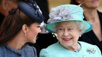 Kate Middleton a 37 ans: cette grande preuve d'affection de la reine