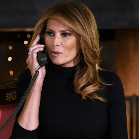 Melania Trump, très agacée par la promotion d'une ennemie