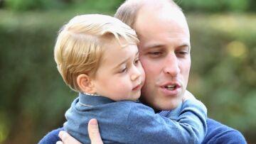 Prince William: ce jouet que son fils George lui a fait promettre de ramener