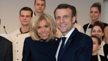 PHOTOS – Brigitte et Emmanuel Macron complices: ce rendez-vous annuel qui leur redonne le sourire