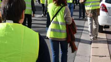 Qui est le paparazzi gilet jaune qui provoque et filme des personnalités dans la rue?