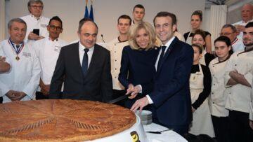 Emmanuel Macron: ce moment embarrassant lors de la galette des rois de l'Elysée