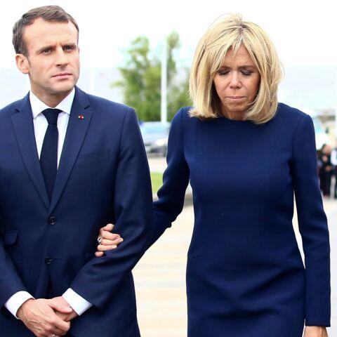 Brigitte Macron inquiète pour son mari