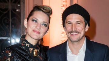 PHOTOS – Marion Cotillard et Guillaume Canet souriants et complices pour une rare apparition en couple