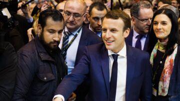 Emmanuel Macron et Alexandre Benalla, ses proches surpris d'apprendre qu'ils avaient gardé contact