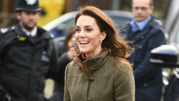 PHOTOS – Kate Middleton, une nouvelle apparition qui la distingue encore un peu plus de Meghan Markle