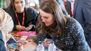PHOTOS  – Kate Middleton, Charlotte Casiraghi, Camille Gottlieb: le gotha craque (aussi) pour les tatouages